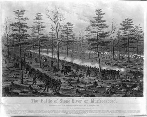 Battle of Murfreesboro
