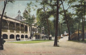 cedar point 1911