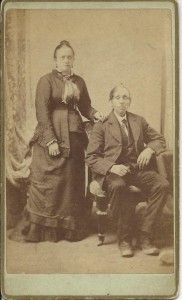 Phillip and Mattie Hoil