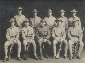 1912 OH Northern ROTC