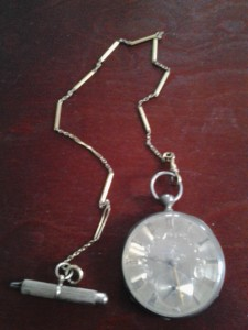 Tobias pocket watch and winder